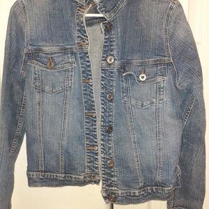 Silver jeans Ladies denim jacket